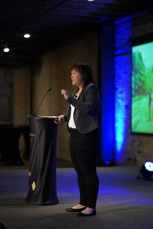 Priscilla Boyd at DSS Austin
